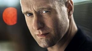 David Eberhard - överläkare, författare, vivör, lebeman. (Foto: TV4)