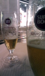 Super Bock. Drink it, forget it.